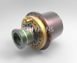 Winch Drive Planetary Gear Reducer_ Mechanical equipment